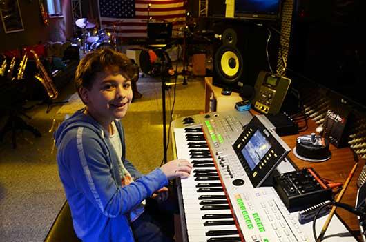 b News 2016 Keyboardunterricht Musikschule Muenster Unterricht Schule Musik Muenster NRW 3 - Unsere Schüler