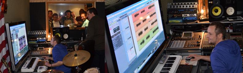 TONSTUDIOS MUENSTER Tonstudio Mastering Tonstudio Hoerbuch Tonstudio  Muenster Tonstudios - Musikschule für Keyboards-, Klavierunterricht, Harmonielehre, Tonstudio